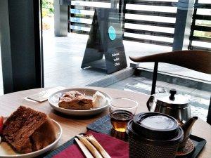 小田原レディスクリニックのオーガニックカフェ