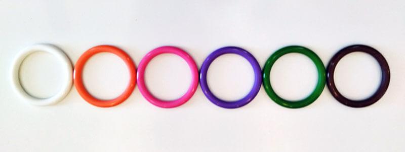 あっきースリングのリングカラー